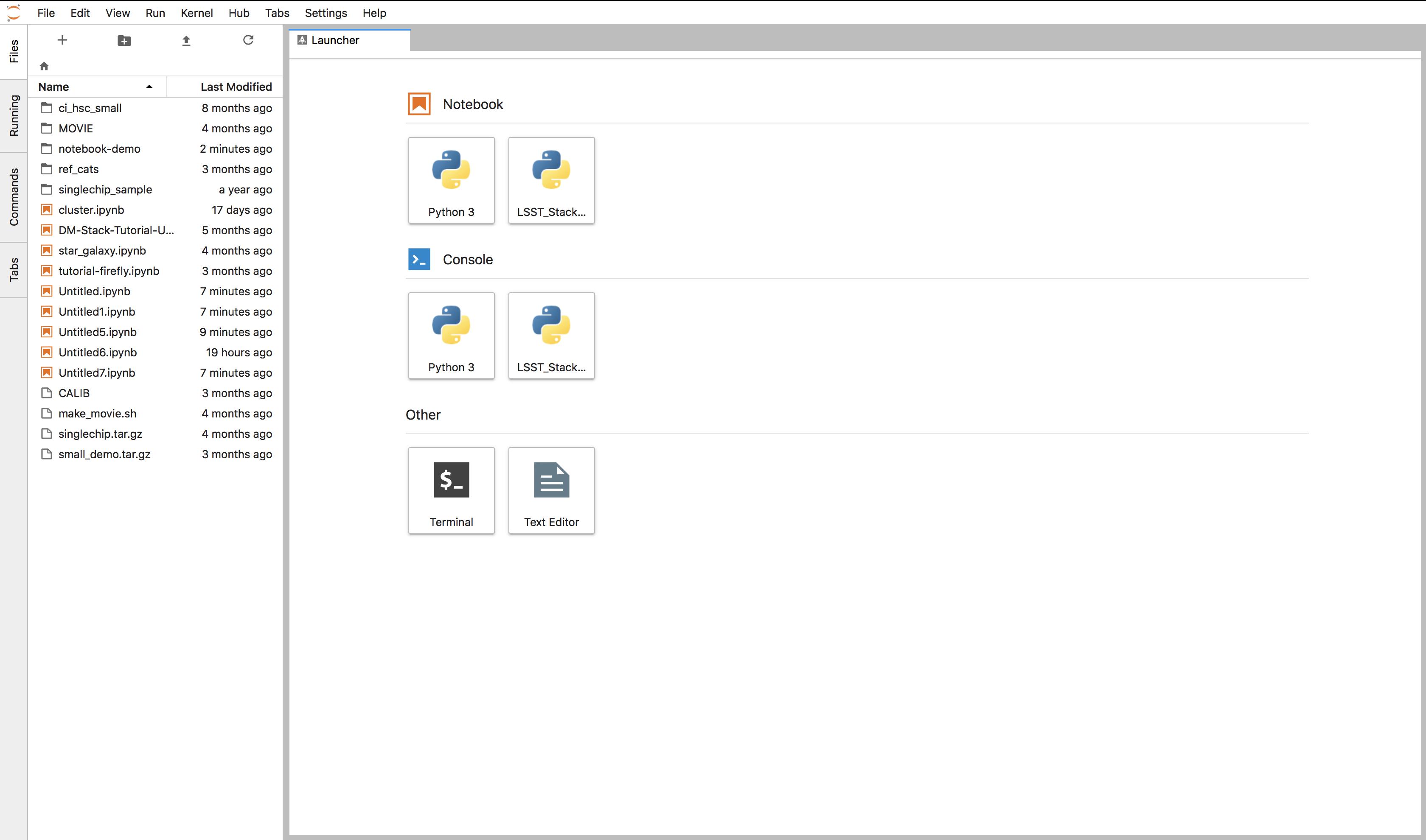 SQR-021: An Example JupyterLab Development Workflow